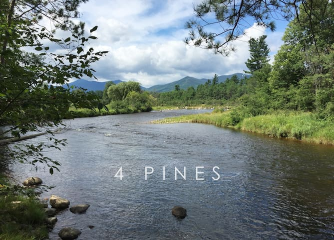 4 Pines - Modern living in a rustic setting - Jay - Rumah