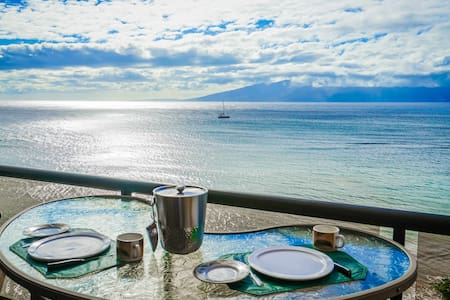 Stunning Oceanfront. Amazing Views. 2 Bed 2 Bath. - Lahaina