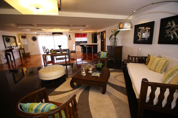 Classy 2-Bedroom Unit in Makati - Makati - Wohnung