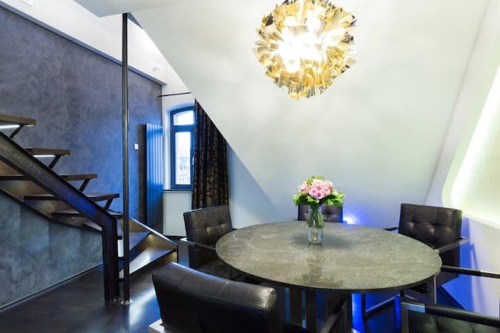 Luxurious/Elegant Penthouse with rooftop terrace!