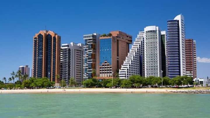 Scala Residence Apto 2005 - Av Beira Mar