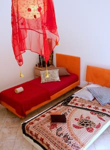 OnTheBorder with Italy - 2 single bed in S.Marino - Dogana - 公寓