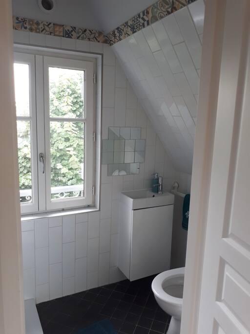 salle d eau second étage
