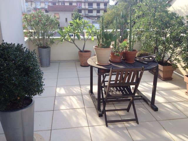 Appartement chaleureux, confortable - Portes-lès-Valence - Daire