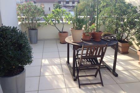 Appartement chaleureux, confortable - Portes-lès-Valence - Leilighet