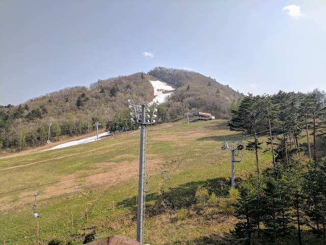 YongPyeong Resort Condo - great for skiing
