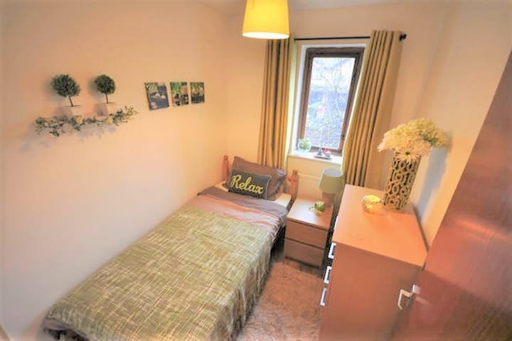(LUK-2) Private room for 1 near K.Edward Park