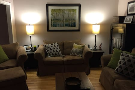 Private rooms in well kept home - Moncton