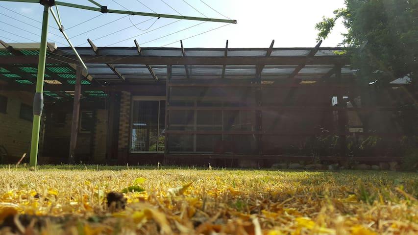 Temporary room- 26jan to 25 fev - Vale Park - Bed & Breakfast