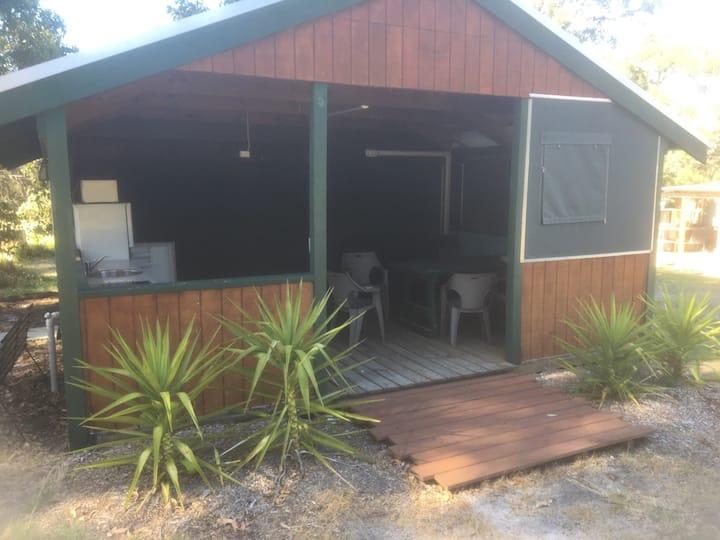 Wilderness Safari Tent Cape Conran