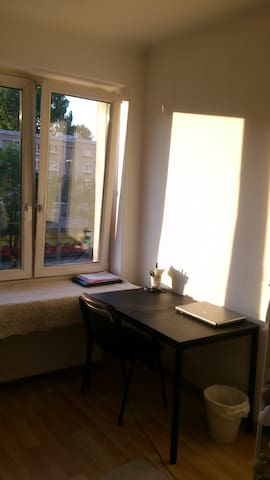 Newly renovated apartment in the center of Warsaw - Warszawa - Leilighet