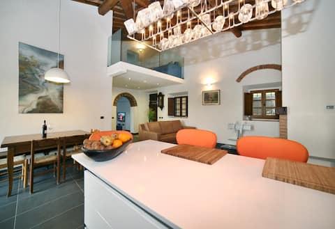 Luxury villa in Florence