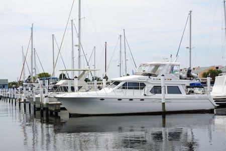 Wanda Gail Motor Yacht 56' Navigator Cruiser - Punta Gorda