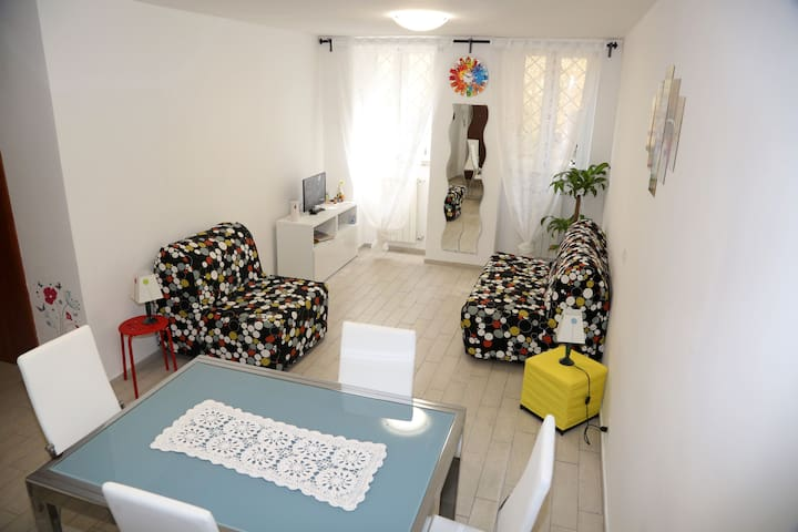 Cool, Confy & Cozy apartment near Trastevere