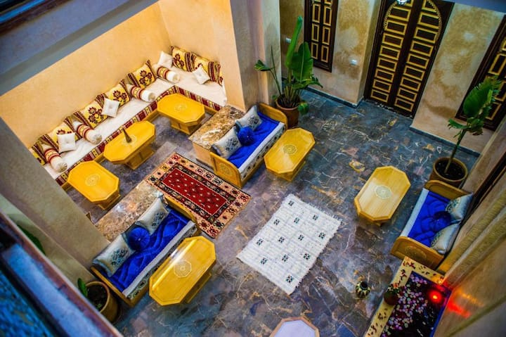 Riad Alice & Spa