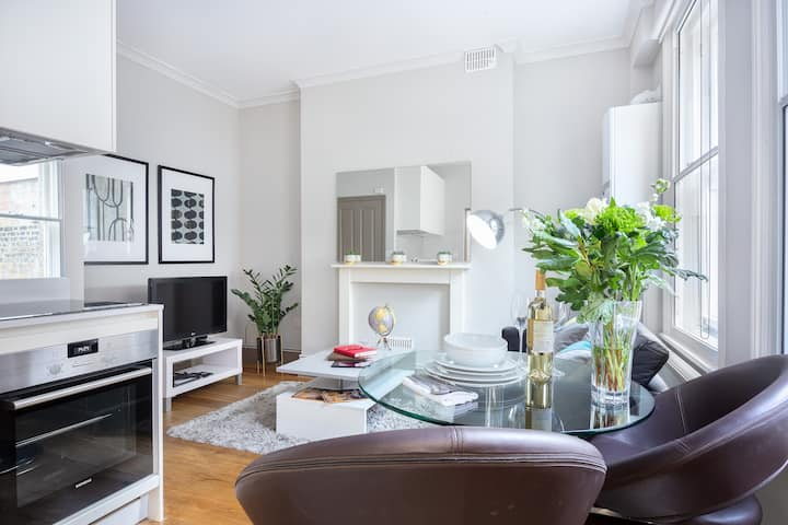 SUBLIME ONE BED APT IN CENTRAL LONDON,OXFORD STRT