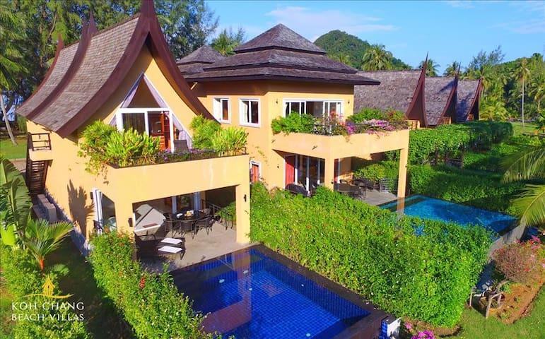 Holiday Pool Villa 61G - Ko Chang - Villa