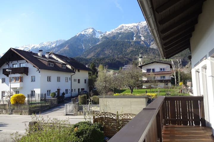 A nice place near Innsbruck - Thaur - Appartement