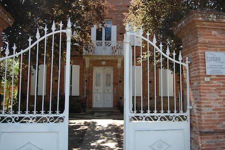 Maison de Maître du XIXème près de TOULOUSE - Bessières