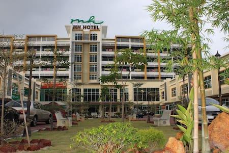 MH SENTRAL @ SG. SIPUT - Sungai Siput - โรงแรมบูทีค
