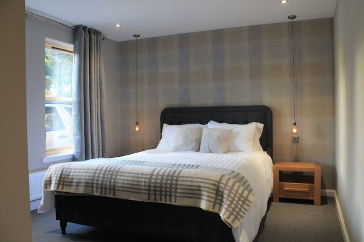 Burnroy House-boutique B&B in Speyside-double room