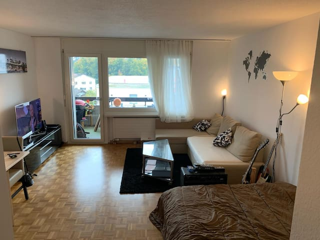 Bright and cosy apartment close to Zurich Airport