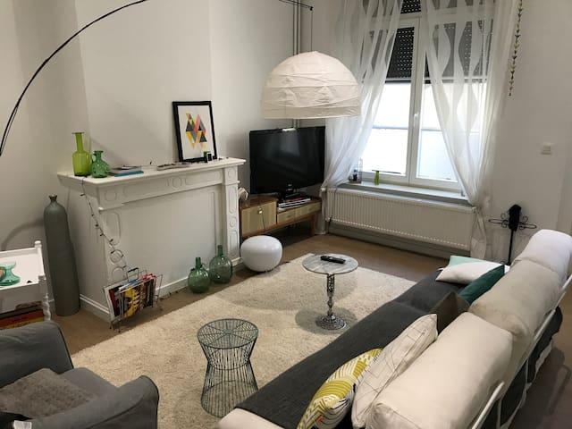 Chambre d'étudiant pour le weekend - Bruxelles - Appartement