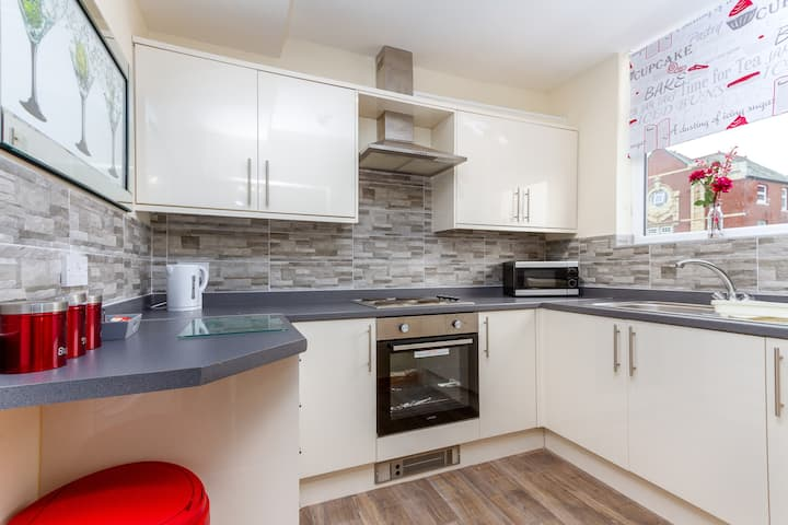 Beachcliffe Lodge - 2 Bedroom Apartment Number 8