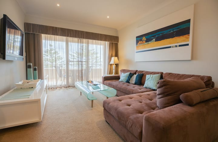 Penthouse at Ozone Hotel located on the Kingscote waterfront