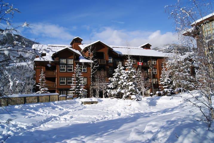 2 Br on ski slopes 1000 Peaks Lodge - Panorama