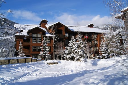 2 Br on ski slopes 1000 Peaks Lodge - Panorama