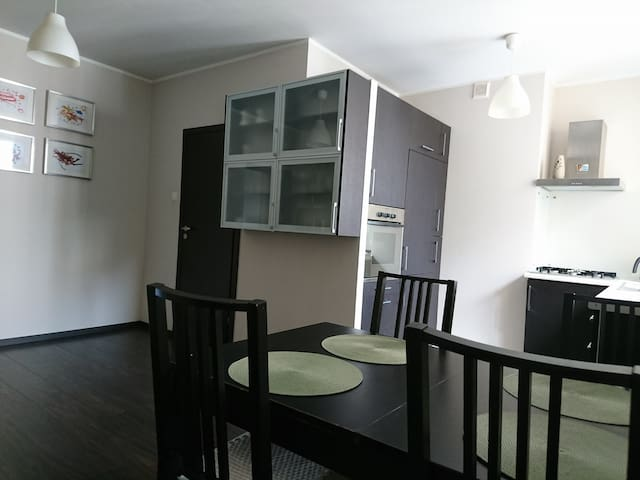 Apartment in the centre of Gdynia