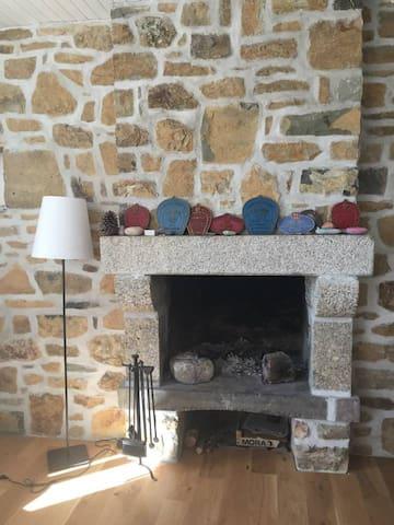 Maison bretonne - Landévennec - Dom