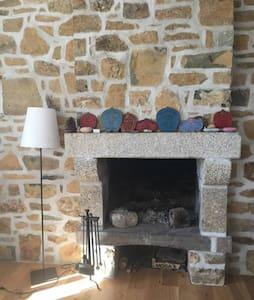 Maison bretonne - Landévennec - Dům