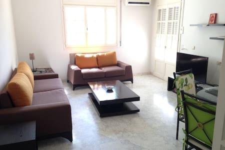 Appartement cosy S+2 à la Soukra - Dar Fadhal