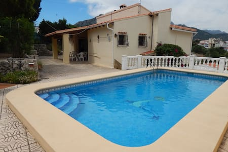 Villa La Foca con piscina privada y gran terraza. - Orba - Villa