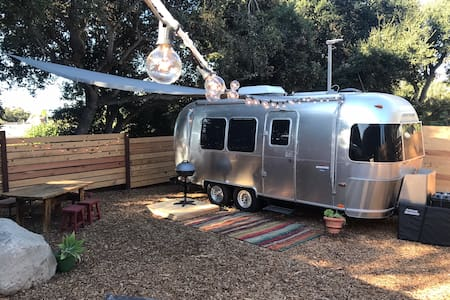 Airstream Dream 'White Sage'
