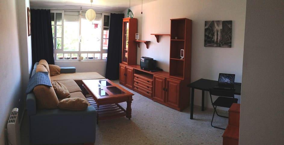 Apartamento junto a Playa de Getares en Algeciras - Algeciras - Lägenhet