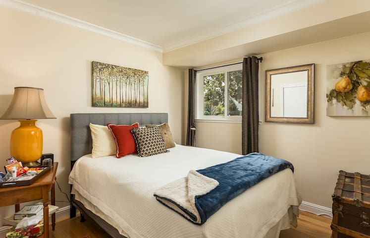 Hideaway - Premium bed - Custom breakfast daily - Concord - Hus