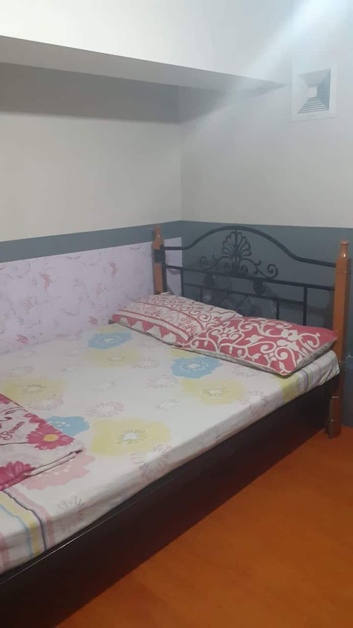 Baguio transient room affordable