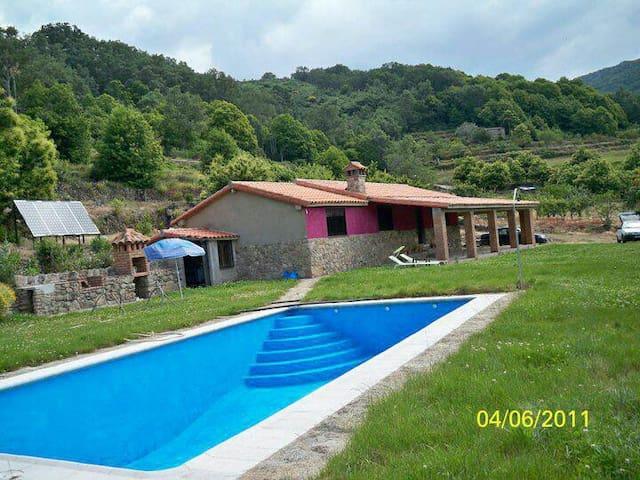 casa de campo en plena naturaleza - Guijo de Santa Bárbara - Casa