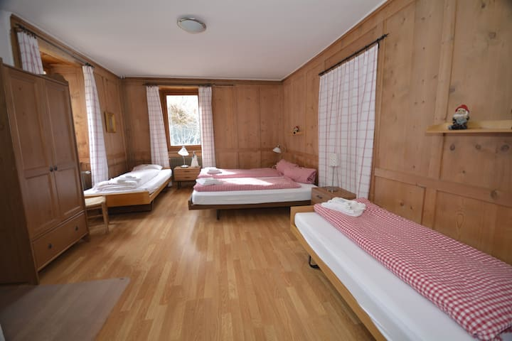 8 Bett Zimmer - Filisur - Bed & Breakfast