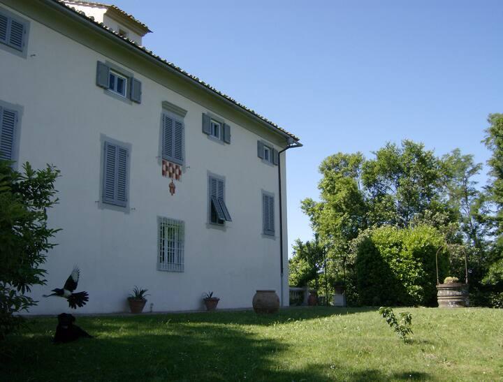 DIPENDENZE  di Villa Ghezzi -PRIMO PIANO