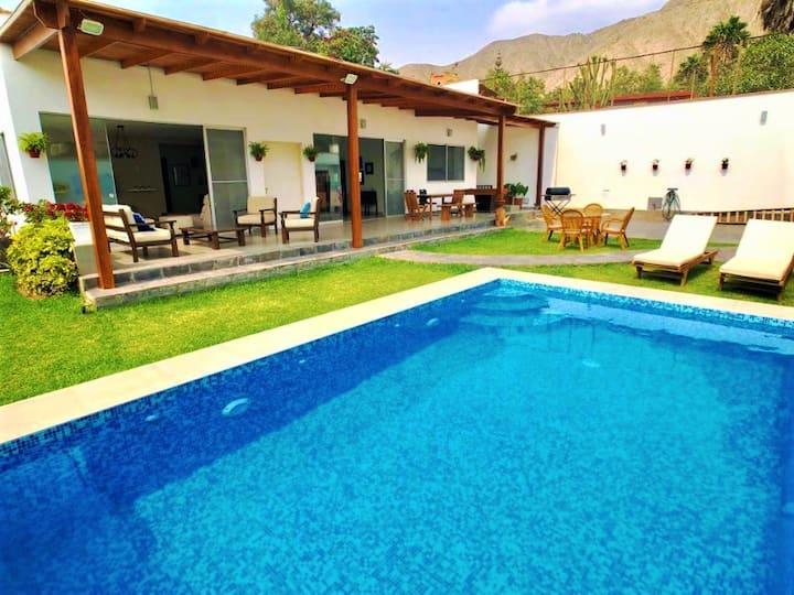 Casa de campo La ponciana by mayo