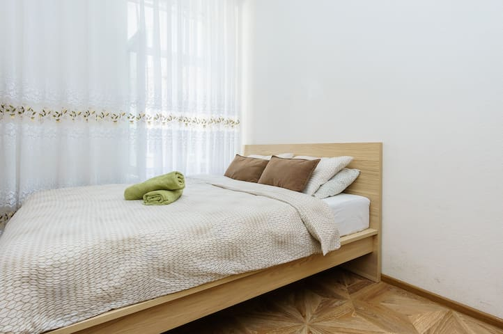 2 rooms apt in the centre, Kuznetsky Most