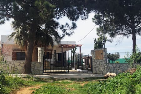 Charming country house 500m from the beach - Heraklion - Rumah
