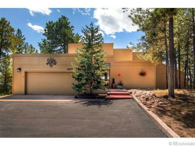 N. Colorado Springs Retreat (golf/bike/hike/swim) - Monument - House