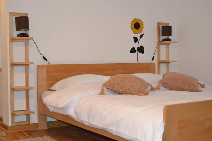 Sunflower spacious, 4-bed room