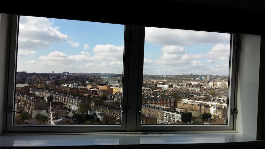2 double bedrooms are available in Central London - Holloway - Appartamento
