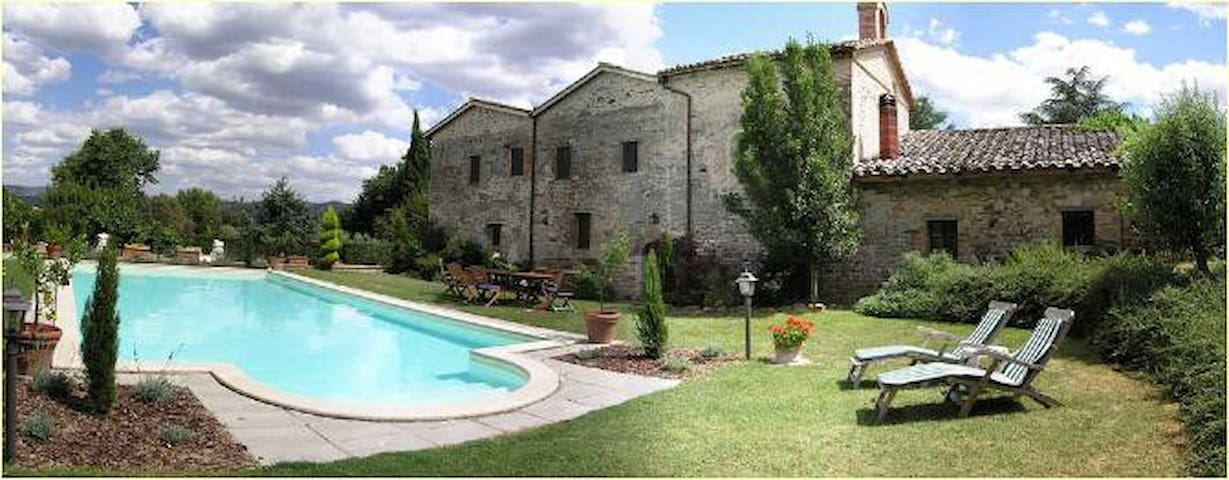 Charming Monastery with exclusive swimming pool